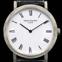 Patek Philippe Calatrava White gold 35mm United States of America, New York, New York