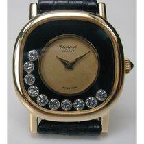 Chopard Happy Diamonds Žluté zlato 25mm Zlatá