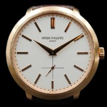 Patek Philippe Calatrava Rose gold 38.2mm United States of America, New York, New York