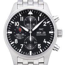 IWC Pilot Chronograph IW377710 Unworn Steel 43mm Automatic