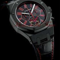 Audemars Piguet Royal Oak Offshore Tourbillon Chronograph 26268SN.OO.D003CU.01 nouveau