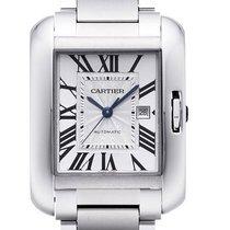 Cartier Tank Anglaise neu 2020 Automatik Uhr mit Original-Box und Original-Papieren W5310009