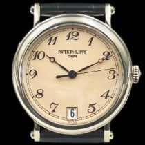 Patek Philippe Calatrava White gold 36mm United States of America, New York, New York