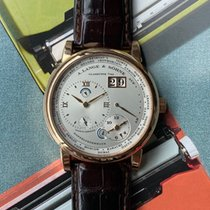 A. Lange & Söhne Red gold Manual winding 42mm pre-owned Lange 1