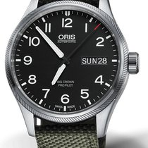 Oris Big Crown ProPilot Day Date 01 752 7698 4164-07 5 22 14FC Sin usar Acero 44mm Automático