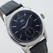 Armand Nicolet M02 pre-owned 43mm Black Leather