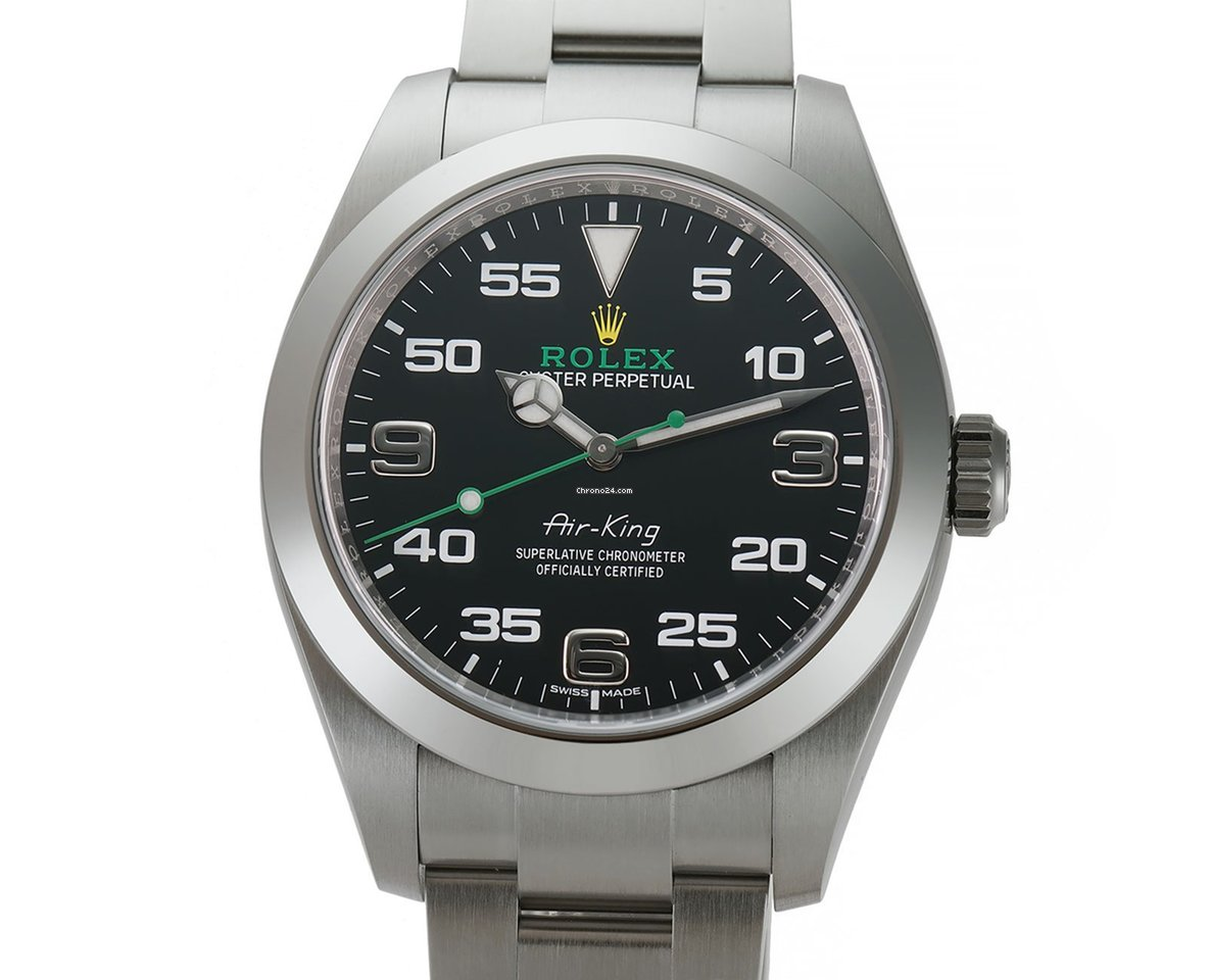 Rolex Air King 116900 new