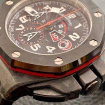 Audemars Piguet Royal Oak Offshore Chronograph 26062FS.OO.A002CA.01 Muito bom Carbono 44mm Automático Portugal, Lisboa
