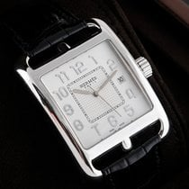 Hermès White gold 36.5mm Automatic W026191WW00 new United States of America, New Jersey, Englewood