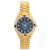 Rolex Lady-Datejust 26mm Blue No numerals United States of America, Texas, Dallas