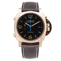 Panerai PAM00525 or PAM525 Red gold Luminor 1950 3 Days Chrono Flyback 44mm new