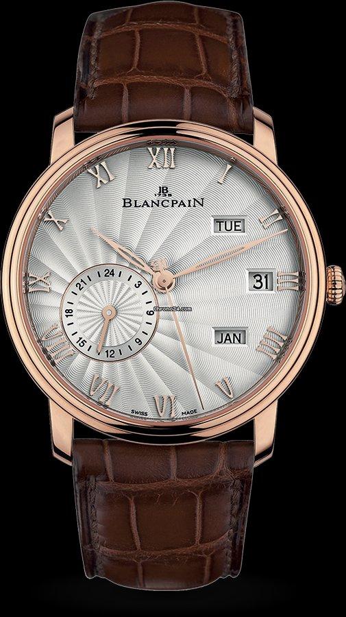 Blancpain Villeret 6670-3642-55B 2021 neu