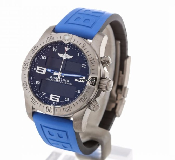 Breitling Exospace B55 Connected EB5510H2BE79235S новые