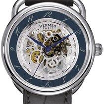 Hermès Arceau Steel 41mm Grey