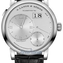 A. Lange & Söhne Platinum Lange 1 38.5mm new United States of America, New York, Airmont