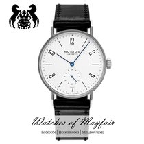 NOMOS Tangomat Datum 602 New Steel 38.3mm Automatic United Kingdom, London