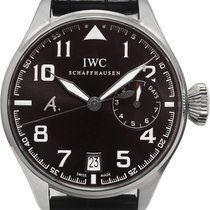 IWC Big Pilot Acero 46mm Marrón España, Madrid
