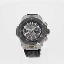 Hublot Big Bang Unico 411.NM.1170.RX Neu Titan 45mm Automatik
