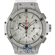Hublot Big Bang 41 mm occasion Caoutchouc