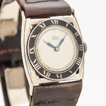 Gübelin Silver 29mm Manual winding pre-owned United States of America, California, Beverly Hills