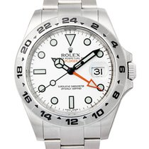 Rolex Explorer II new 2021 Automatic Watch with original box and original papers 216570
