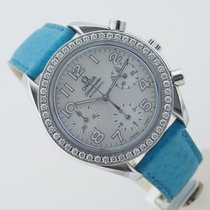 Omega Speedmaster Ladies Chronograph usados 35,5mm Madreperla Piel