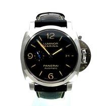 Panerai Luminor Marina 1950 3 Days Automatic Steel 44mm Black Arabic numerals