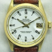 Rolex 6627 Very good Yellow gold 31mm Automatic