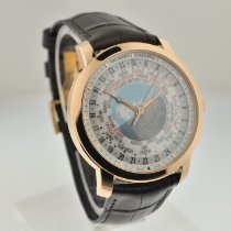 Vacheron Constantin Red gold Manual winding pre-owned Patrimony