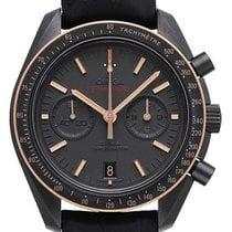 Omega 311.63.44.51.06.001 Ceramic 2020 Speedmaster Professional Moonwatch 44mm new