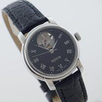 Epos pre-owned Automatic 32mm Black Sapphire crystal