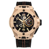 Hublot Big Bang Ferrari Oro rosa 45mm