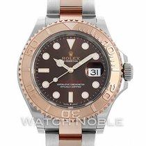 Rolex Yacht-Master nuevo 2020 Automático Reloj con estuche y documentos originales 126621