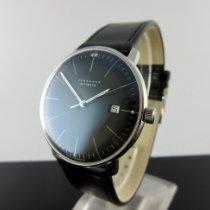 Junghans max bill Automatic neu 2020 Automatik Uhr mit Original-Box und Original-Papieren 027/4701.02