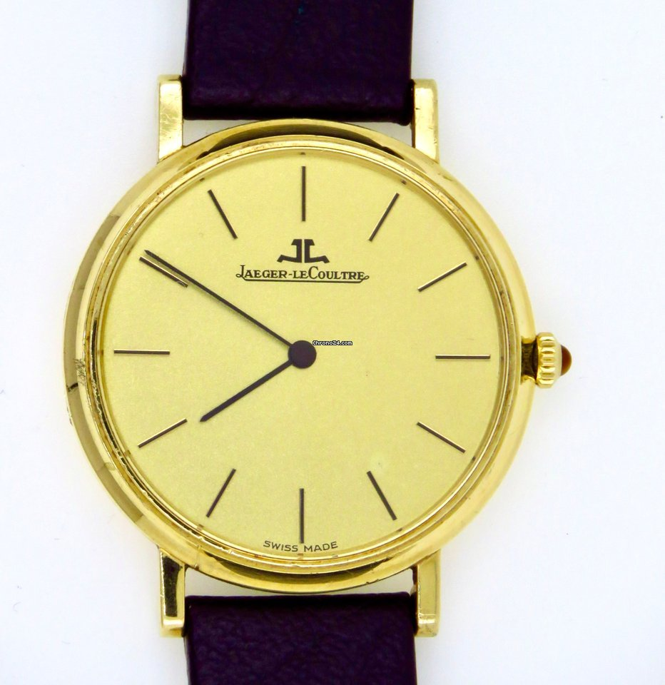 Jaeger-LeCoultre 921221 1982 pre-owned