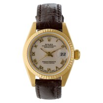 Rolex Lady-Datejust 26mm Champagne Roman numerals United States of America, Florida, Surfside