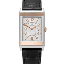 Jaeger-LeCoultre Grande Reverso Lady Ultra Thin Gold/Steel Arabic numerals
