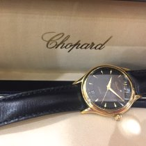Chopard L.U.C Yellow gold 36mm Black