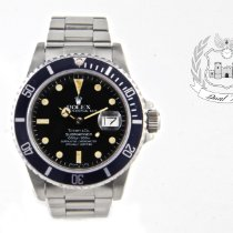 Rolex Submariner Date 16800 Tiffany 1983 подержанные