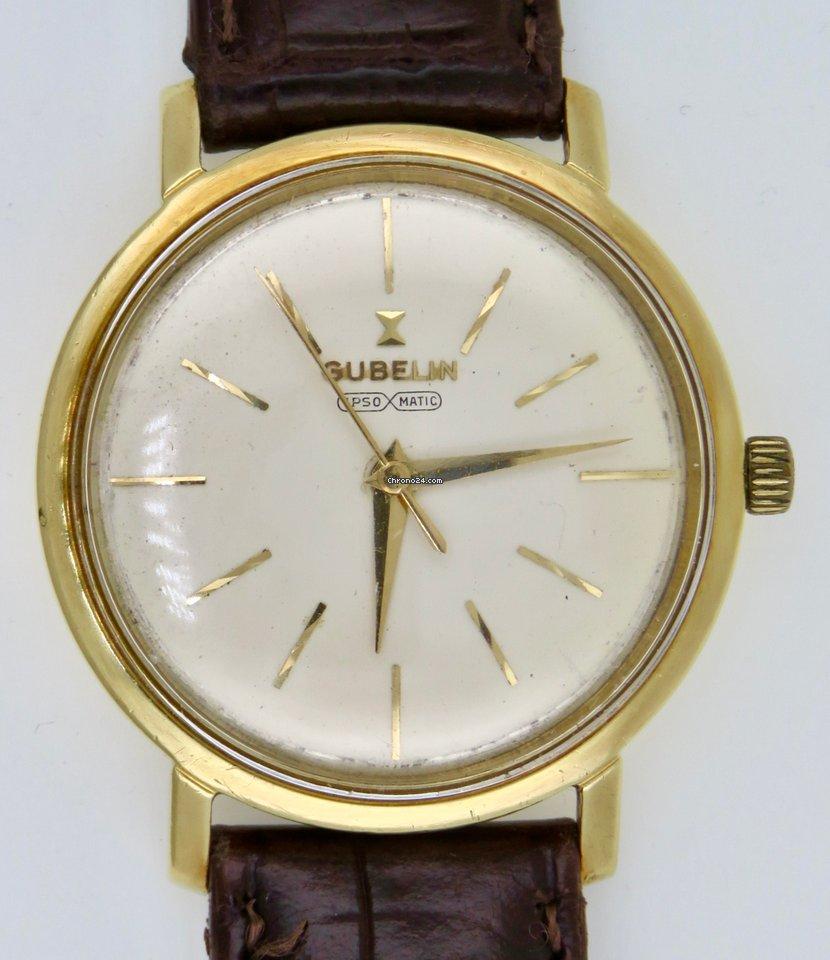 Gübelin 188303  4/10 1950 подержанные