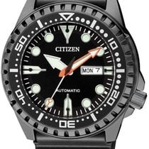 Citizen Steel 46mm Automatic NH8385-11EE new