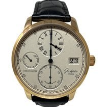 Glashütte Original Senator Chronometer Regulator Rose gold