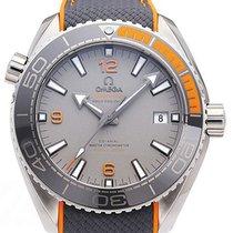 Omega 215.92.44.21.99.001 Titane 2021 Seamaster Planet Ocean 43,5mm nouveau
