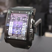 Christophe Claret Titanium Manual winding Dual Tow Night Eagle pre-owned United States of America, California, Beverly Hills