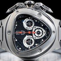 Tonino Lamborghini Steel 53mm Automatic 8950 8951 new