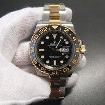 Rolex GMT-Master II Acero y oro Negro