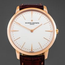 Vacheron Constantin Patrimony Rose gold 40mm Champagne No numerals