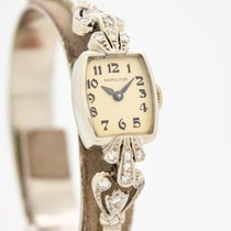 Hamilton Women's watch 13mm Manual winding pre-owned Watch only 1947