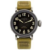 Zenith 11.1940.679/91.C807 Steel Pilot Type 20 Extra Special 40mm new