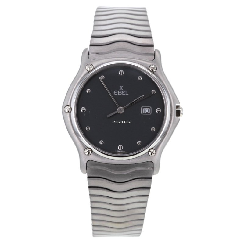 Ebel Classic 14531284 1989 pre-owned